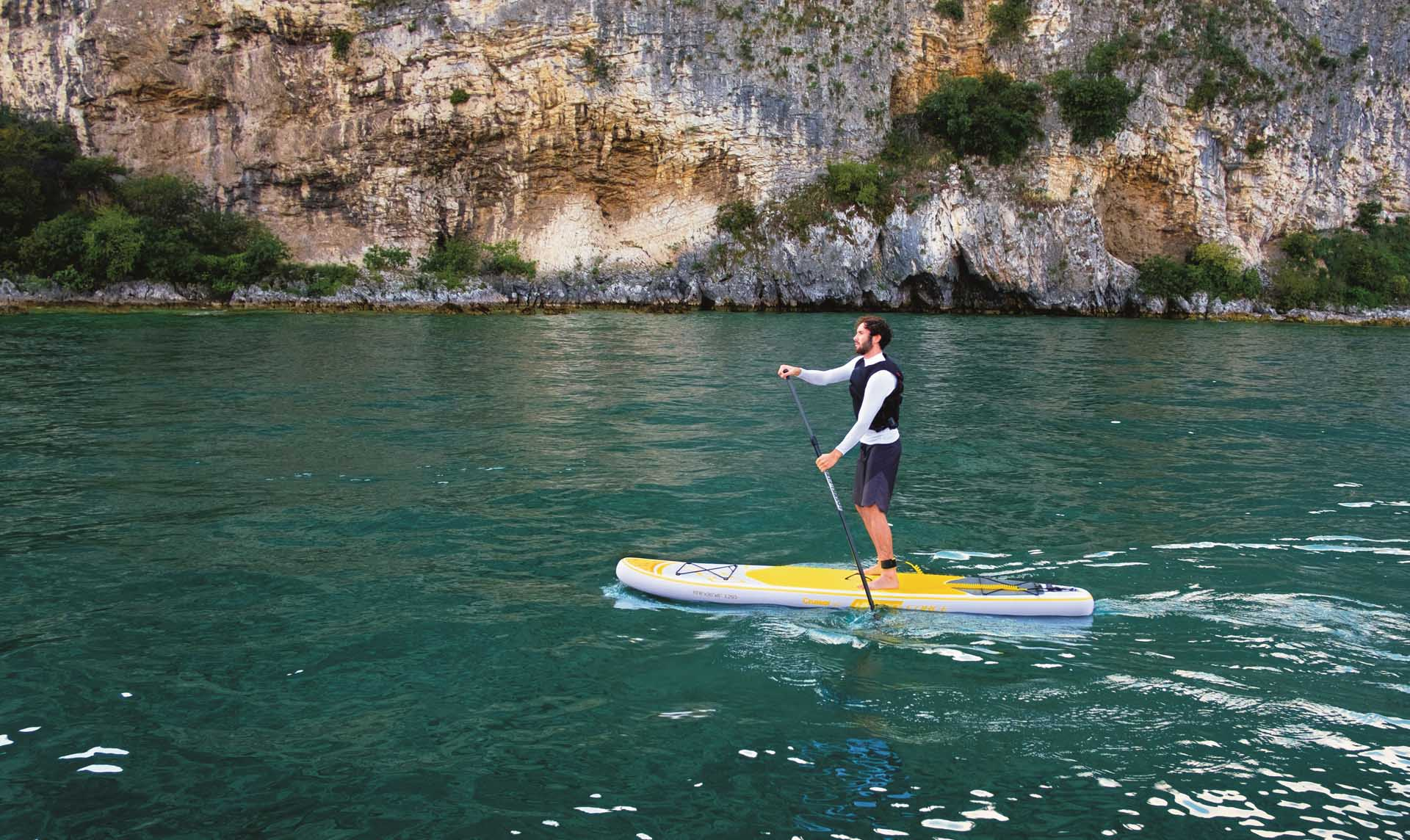 Hydro-Force Aqua Journey Inflatable SUP 9ft