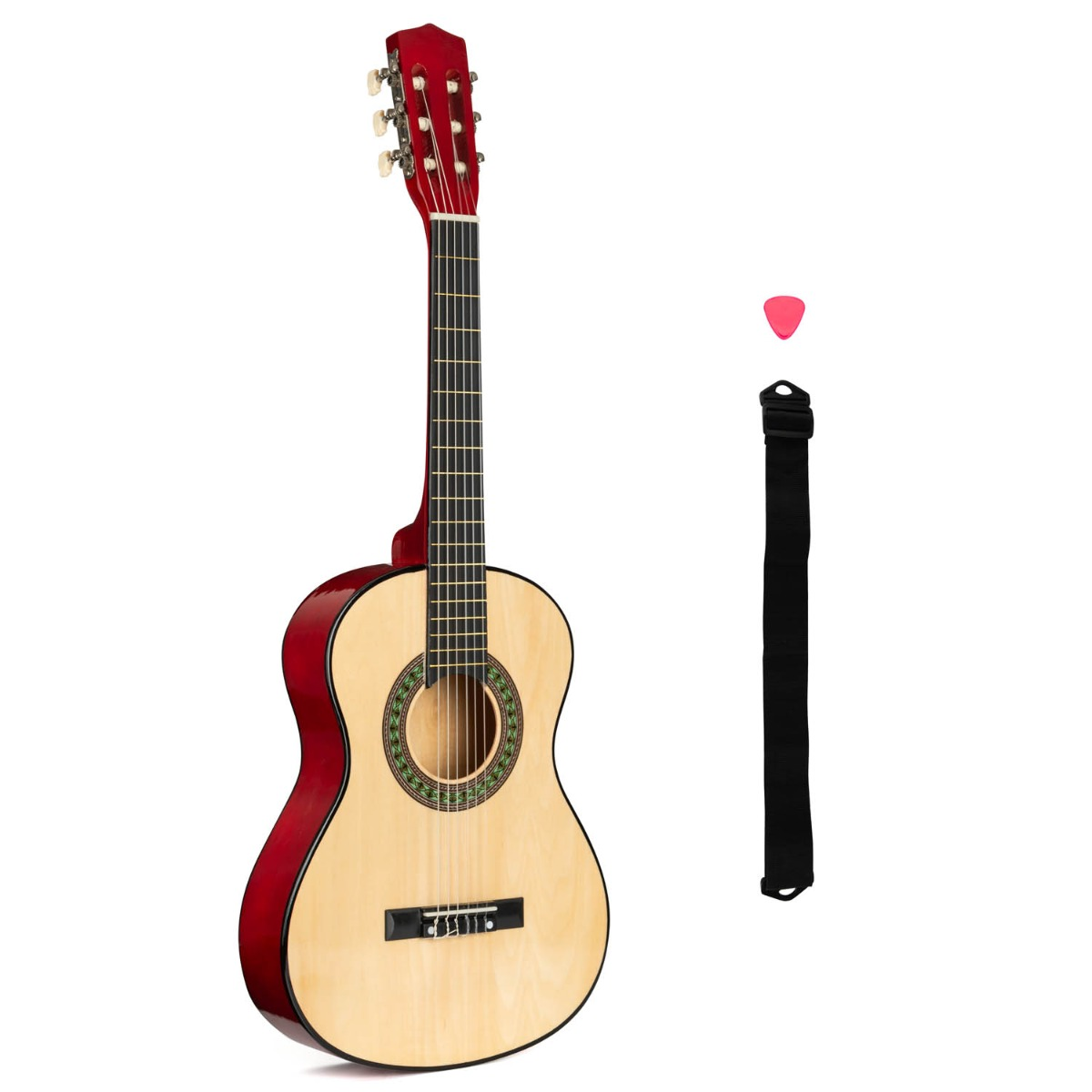 Music Zone 1/2 Beginner's Acoustic Guitar (Age 5-8)