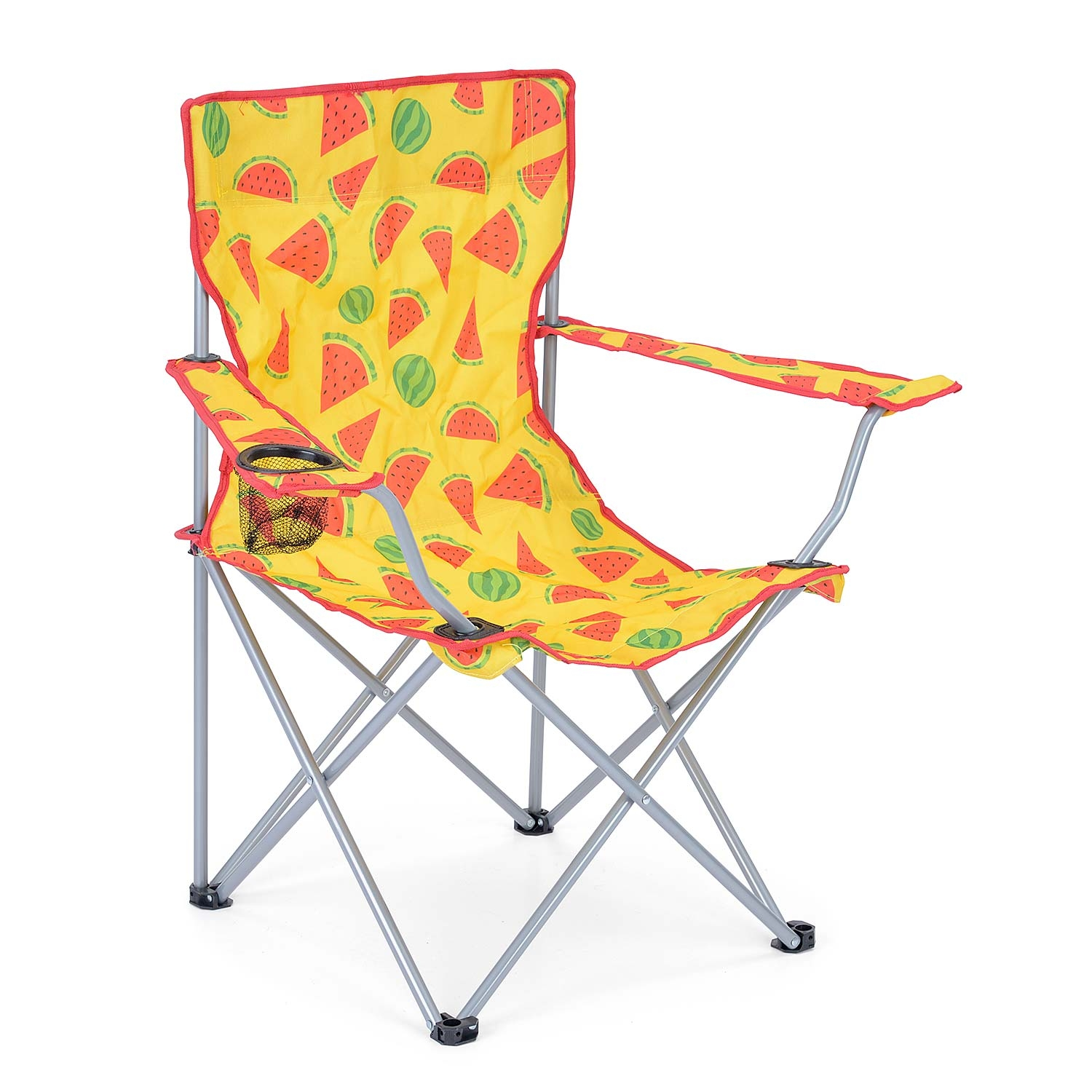 Trail Watermelon Camping Chair - Yellow