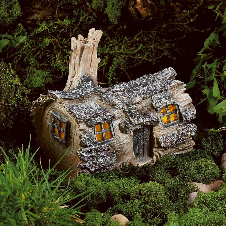 Image of Solar Powered Fairy House