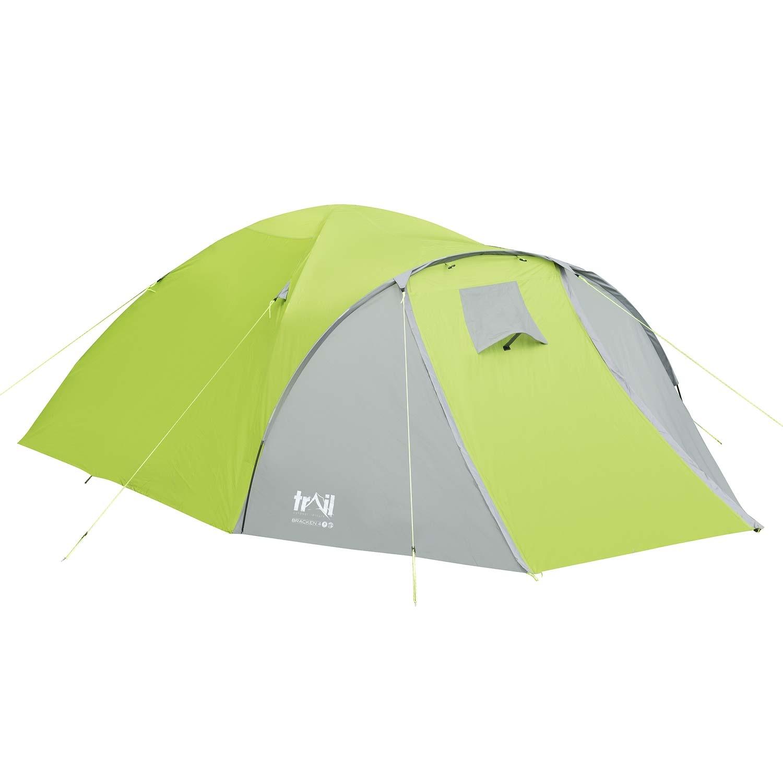 Bracken 2 Man Dome Tent - Green