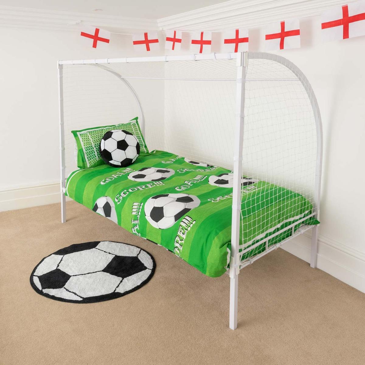 Image of Football Goal Bed Frame