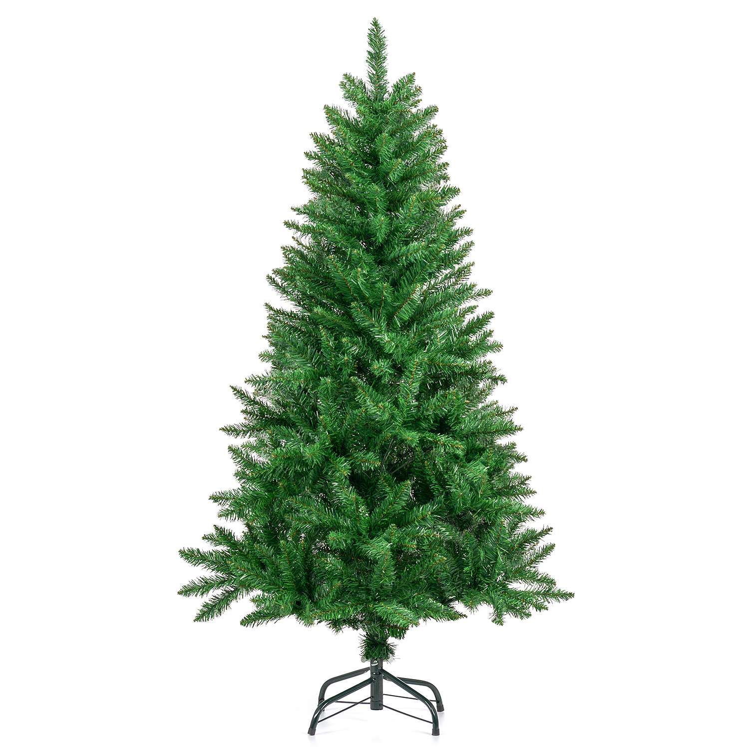 Image of Artificial Spruce Christmas Tree 5ft