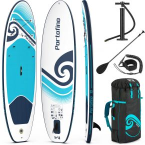 Portofino SUP Inflatable Stand Up Paddle Board 10ft